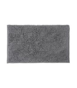 Tapis De Bain Gris Granit 60x40 Cm Kate Garantie 1 An